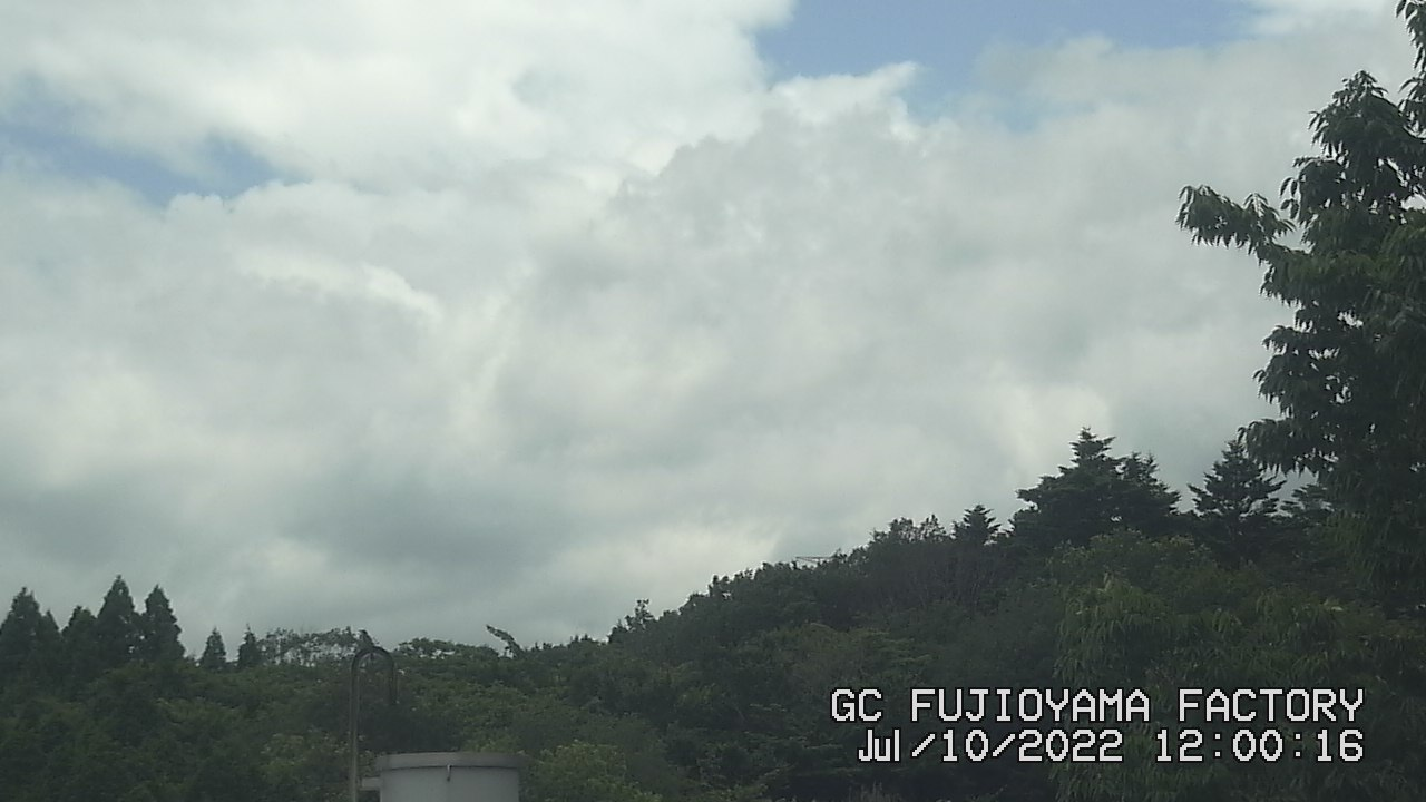 今日の富士山:4日前 PM00:00