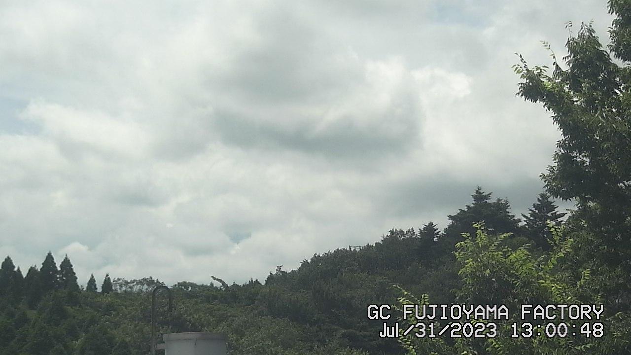 今日の富士山:4日前 PM01:00