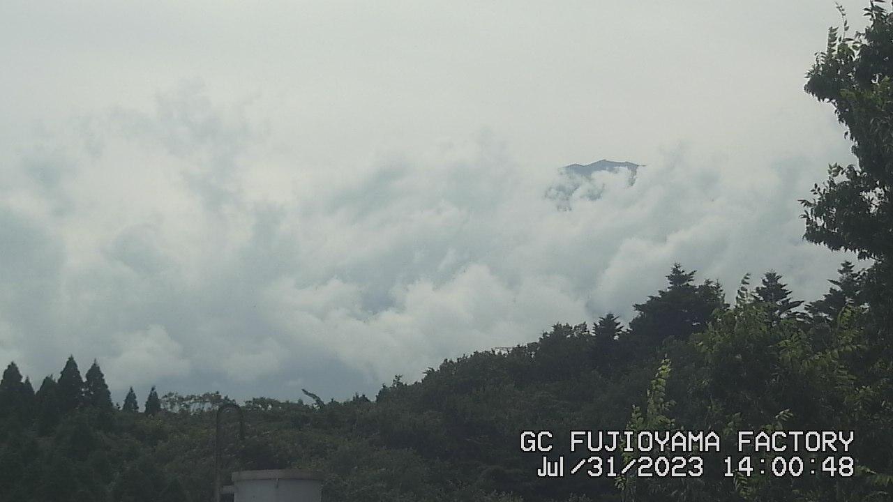 今日の富士山:2日前 PM02:00