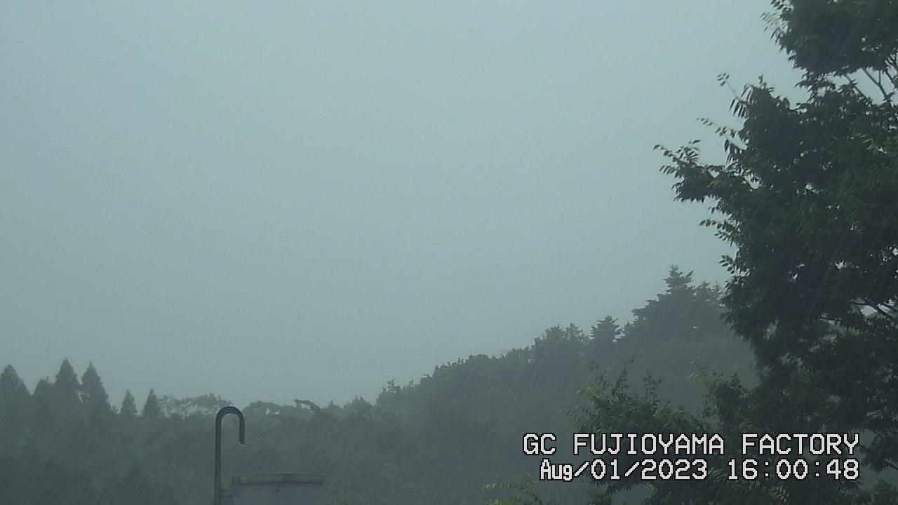 今日の富士山:2日前 PM04:00